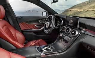 Mercedes C250 Interior Car And Driver