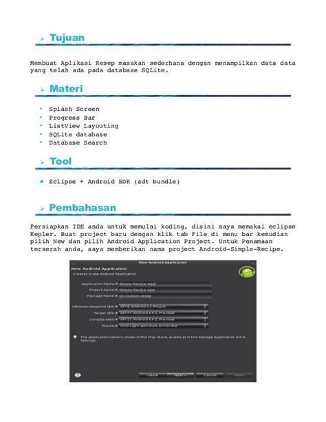membuat web browser sederhana dengan java membuat aplikasi android sederhana online news movie
