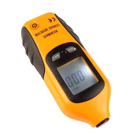 Digital Microwave Leakage Radiation Meter Detector Alat Ukur Radiasi portable digital microwave leakage radiation detector meter 0 9 99mw cm 194 178 3d printing arduino
