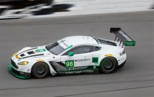 Aston Martin Racing Aston Martin Racing Enters Works Supported Entry At