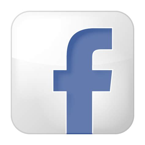 facebook icon gallery white facebook png icon