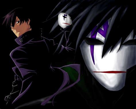 wallpaper anime black anime manga 4 all darker than black anime wallpapers