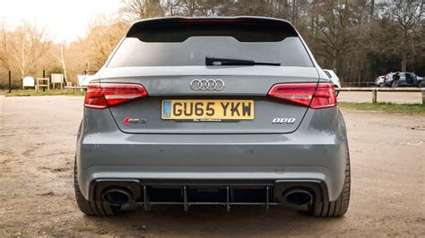 Audi Apr by 440 Bhp Apr Tuned Audi Rs3