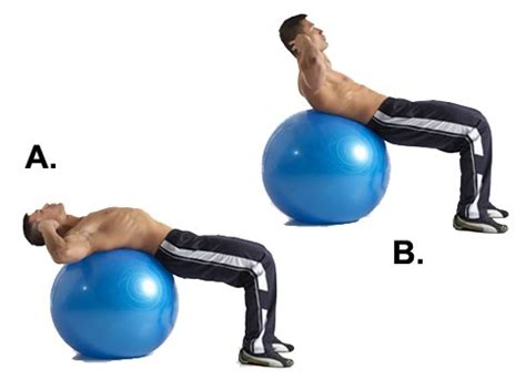 carve out your abs with these 8 killer swiss exercises lean it up fitness