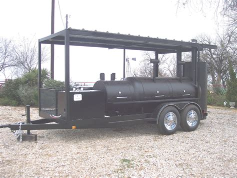 quot new custom bbq pit charcoal grill smoker quot