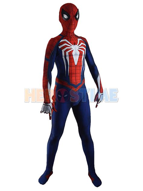 Insomniac Spidermanps4 Pattern insomniac spider costume ps4 costume for ebay