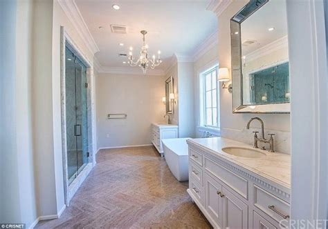kylie jenners bathroom kylie jenner upgrades from 2 7m home in calabasas to 6m