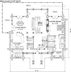 woodhaven floor plan woodhaven log home plan by precisioncraft log timber