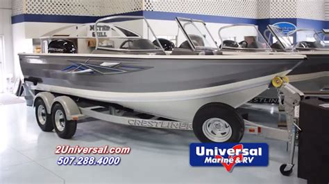 fishing boat for sale mn 2016 crestliner 1950 superhawk wt fishing boat for sale