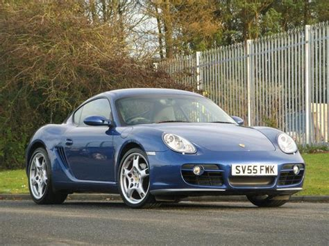 Porsche Cayman Used by Used Porsche Cayman