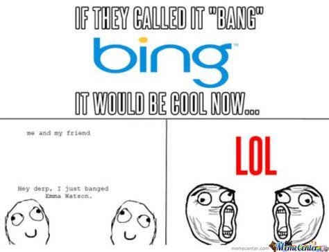 Bing Meme - bing meme by blackstar783 meme center