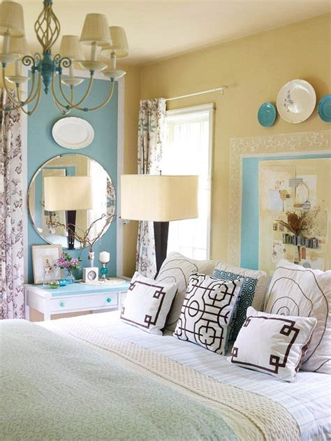 decorating in blue vanities yellow bedrooms and country