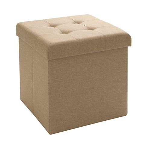 Kinfine Square Tufted Storage Ottoman Top Best 5 Ottoman Tufted Storage For Sale 2017 Product