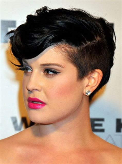 is pixie cut hair ok for chubby cheeks short pixie haircuts for round faces