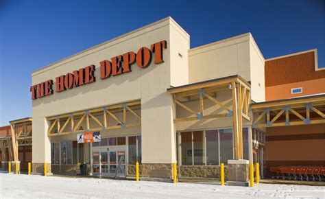 net lease home depot property profile and cap rates the