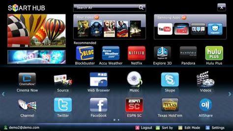 Samsung Tv App Samsung Smart Tv Gets A High Five