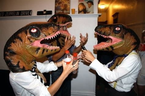 Party Themes Weird | irti funny picture 758 tags velociraptor raptor