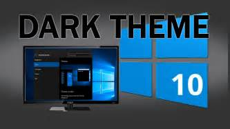 Home Design 3d Gold For Pc how to enable windows 10 dark theme the blind life youtube