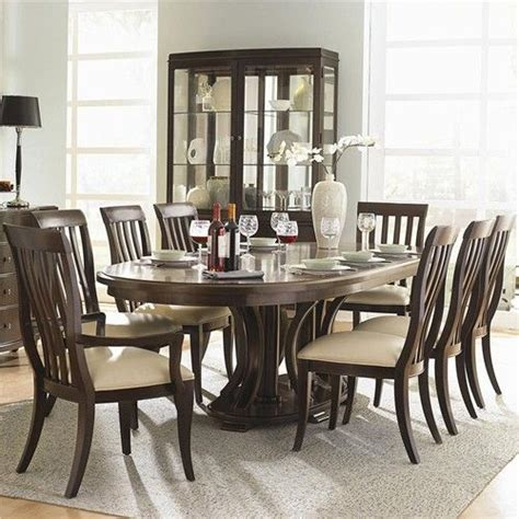 bernhardt dining room furniture westwood 9 piece formal dining set by bernhardt baer s