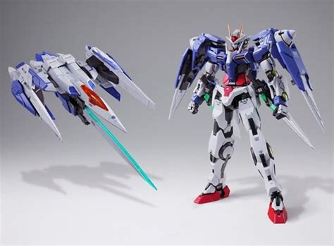 Metal Build Oo Raiser Bandai premium bandai metal build gundam 00 raiser ver kanetake ebikawa new marking ver update new