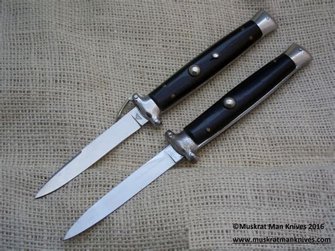 otf switchblade knives for sale italian trapdoor otf and gravity knives