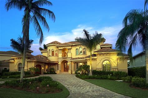 house plans mediterranean style homes coastal contemporary florida mediterranean house plan 71502