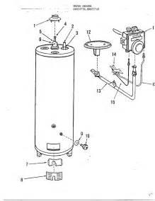 rheem water heater parts model 33748 sears partsdirect
