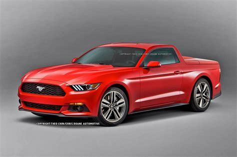 2015 ford mustang up truck no thanks gtspirit