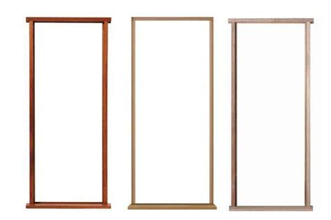 how to fit an external door frame