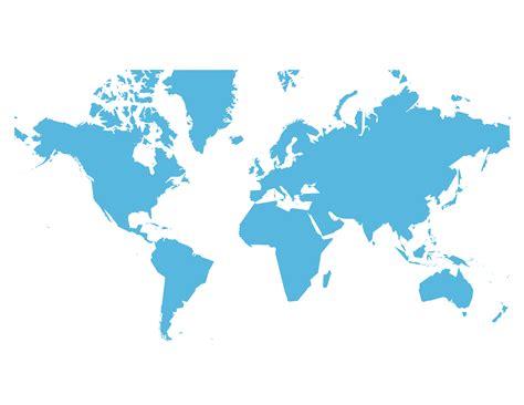 world map clip graphic clip daigle