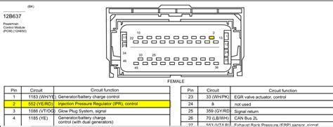 6 0 powerstroke wiring diagram wiring free printable wiring diagrams