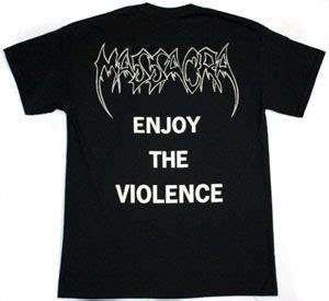 Massacra Enjoy The Violence massacra enjoy the violence new black t shirt best rock