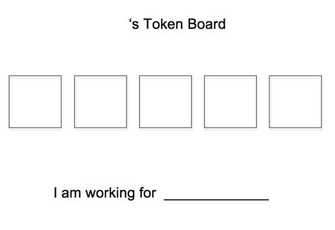 token board template token boards myabilitykit autism resources