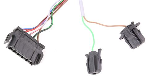 Light Connectors by Rh Taillight Wiring Pigtail 01 05 Vw Passat Wagon
