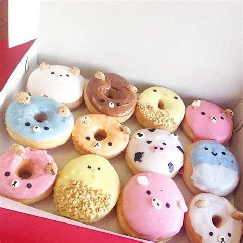 cute donut pictures donuts and donuts all about rilakkuma pinterest