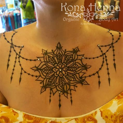 henna tattoo designs under breast 17 best images about kona henna chest on