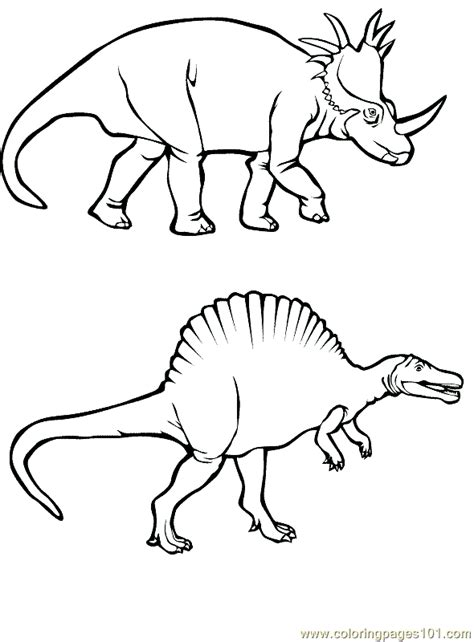 dinosaur coloring pages download dinosaur coloring page 29 coloring page free other
