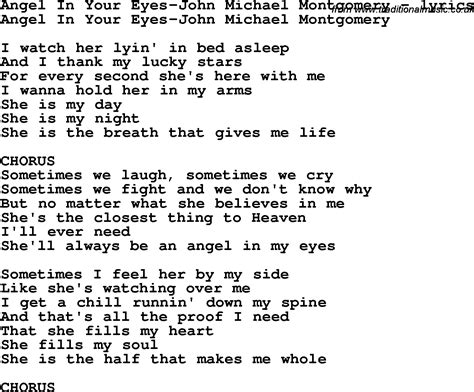 angle song love song lyrics for angel in your eyes john michael