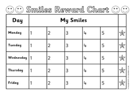 printable reward charts ks1 pupil behaviour charts and targets resources for early