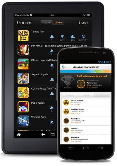 is kindle an android device s gamecircle not just for the kindle anymore comes to all android devices droid