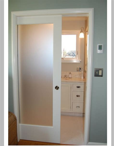 Pocket Door To Bathroom Closet Time For A Master Pocket Door Closet