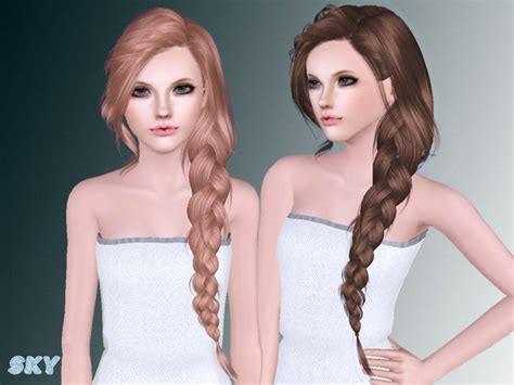 sims 3 resource hair tsr skysims
