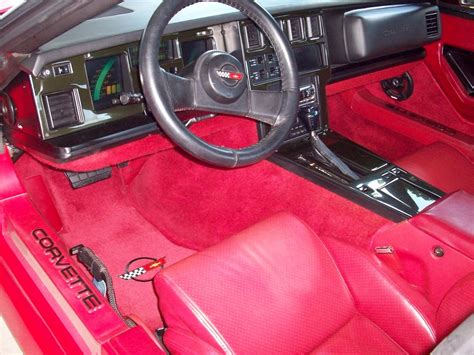 1986 Corvette Interior Parts by 1986 Chevrolet Corvette Interior Pictures Cargurus