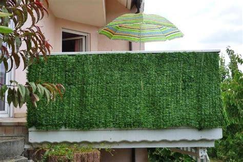 garten schön machen idee sonnenschutz balkon