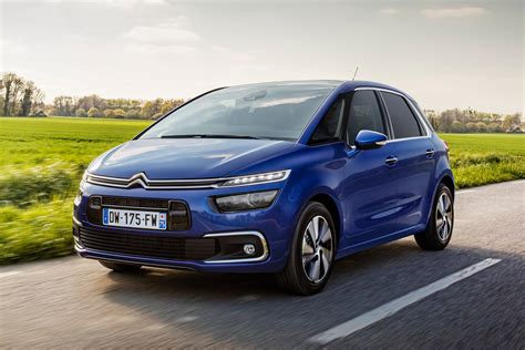 Citroen Picasso by New 2017 Citroen C4 Picasso On Sale Next Month Auto Express