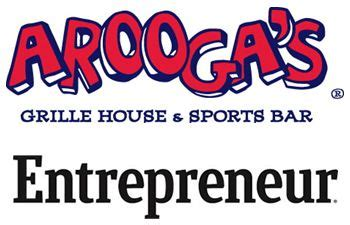 Top Sports Bar Franchises by Arooga S Grille House Sports Bar Recognized In
