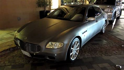 matte maserati quattroporte maserati quattroporte with matte wrap youtube