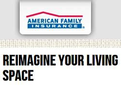 American Family Sweepstakes - american family insurance reimagine your living space with kathy ireland sweepstakes
