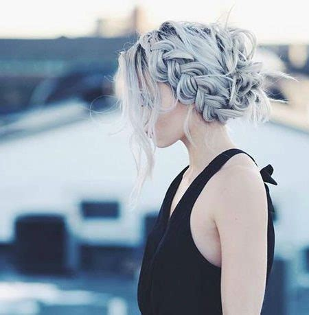 crown perm for gray hair latest grey hairstyle ideas haircuts hairstyles 2017