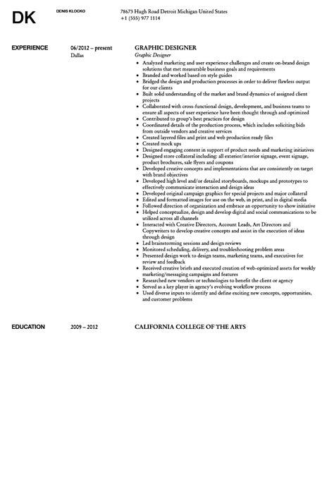 interior designer resume example how to write a great five paragraph